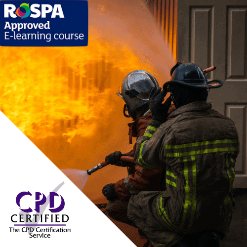 Fire safety course