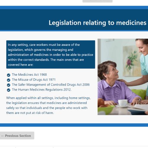 Administering Medication Unit 1 Slide