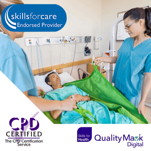 moving and handling in care course