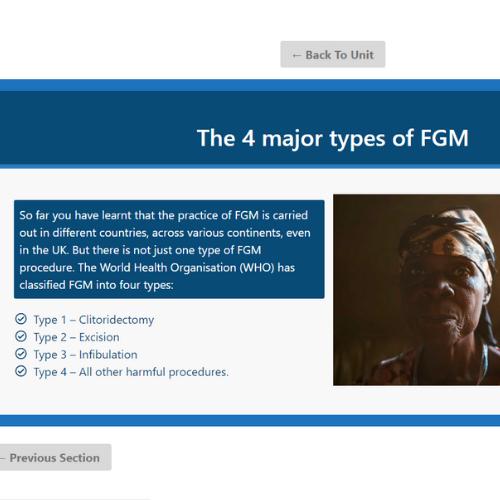 FGM Awareness Unit 4 Slide