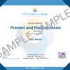 Prevent and Radicalisation CPD Certificate