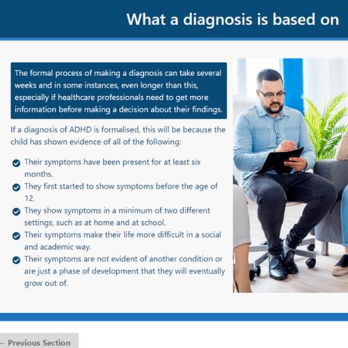 ADHD Awareness Unit 2 Slide
