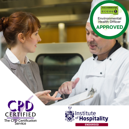 Food safety for caterers Level 3