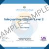 Safeguarding Children Level 2 CPD Certificate