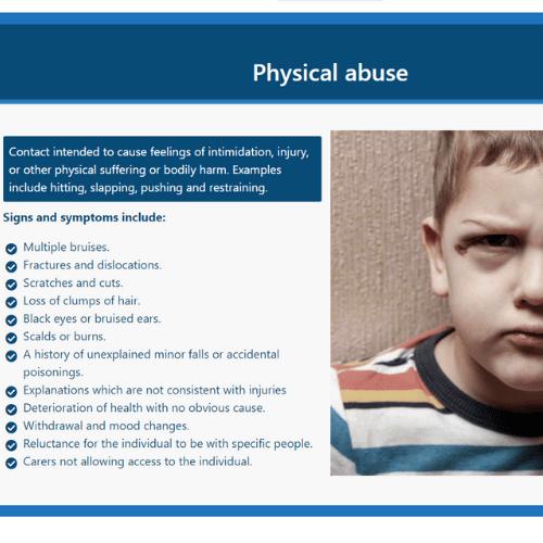 Safeguarding Children Level 2 Unit 1 Slide