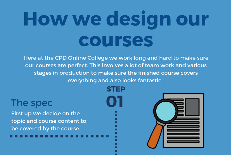 How we make CPD courses