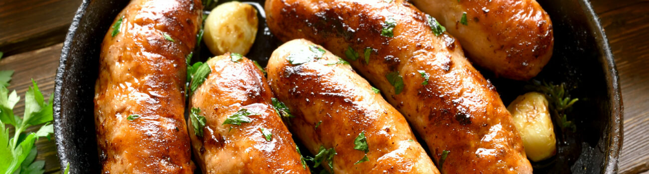 Can you cook sausages from frozen