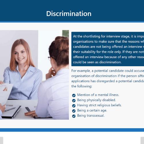 Safer Recruitment internal slide