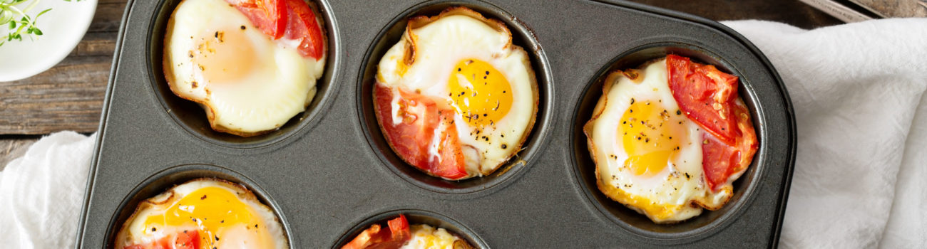 eggs being cooked frozen