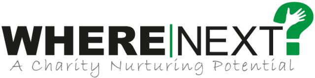 where next logo