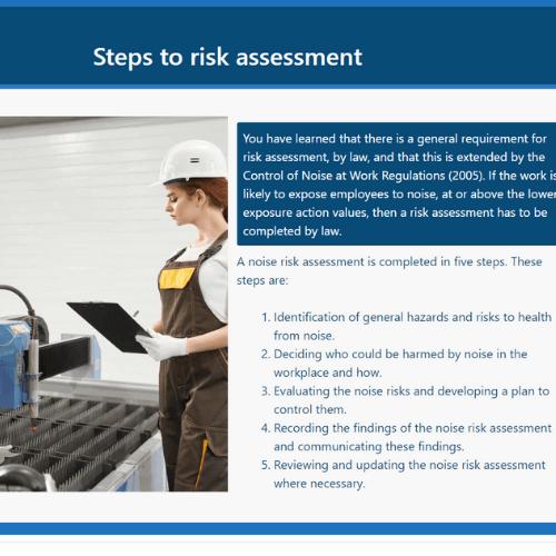 Noise Awareness Unit 4 Slide