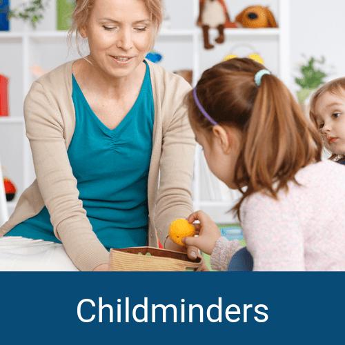 Childminders policies