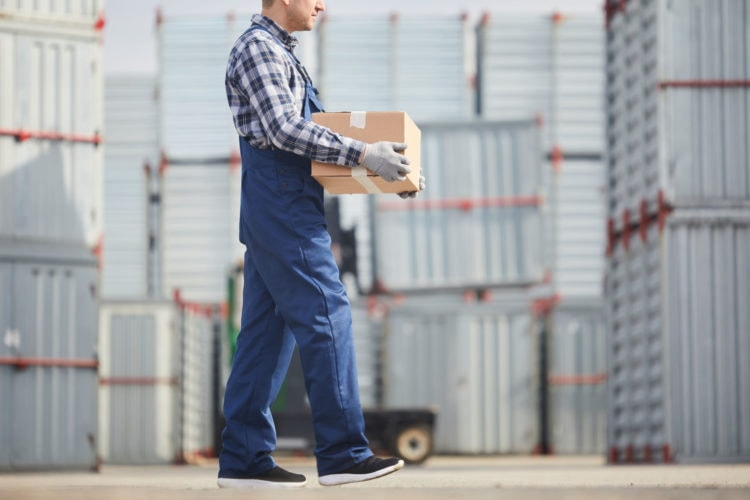 What injuries can occur from incorrect moving and handling?