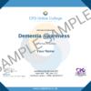 Dementia Awareness CPD Certificate