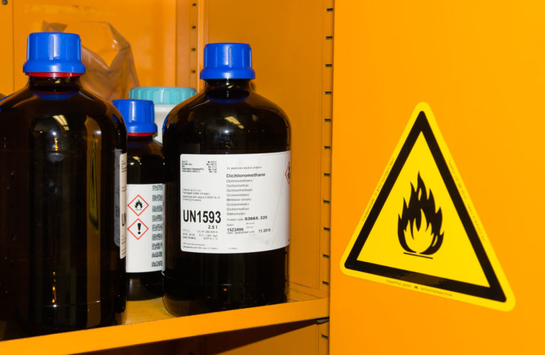 How to Store COSHH Substances