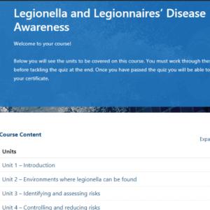 Legionella Slides Page