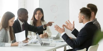When miscommunication leads to work issues