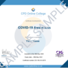 COVID19 PDF certificate