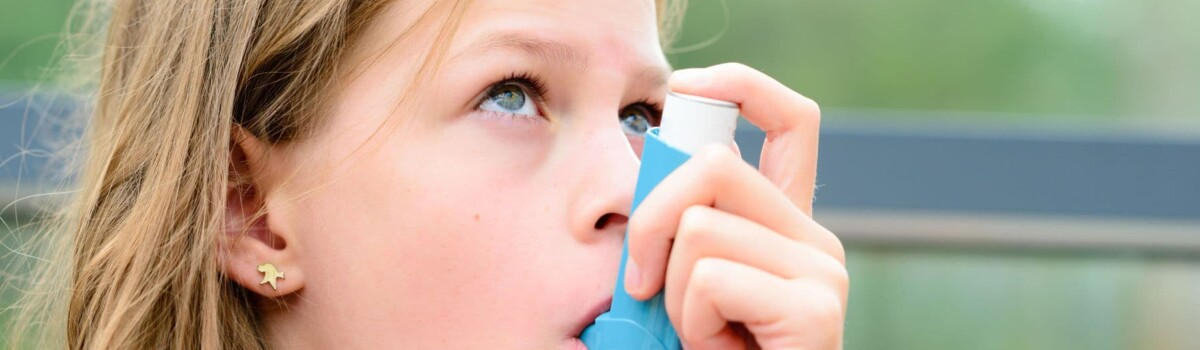 Child suffering from occupational asthma, which needs to be RIDDOR reported