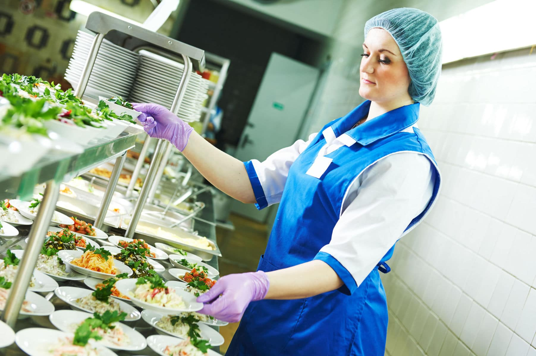 Food hygiene requirements in schools