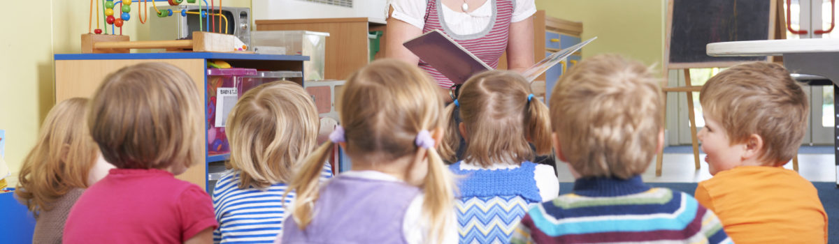 Teacher using her prevent training to promote British values