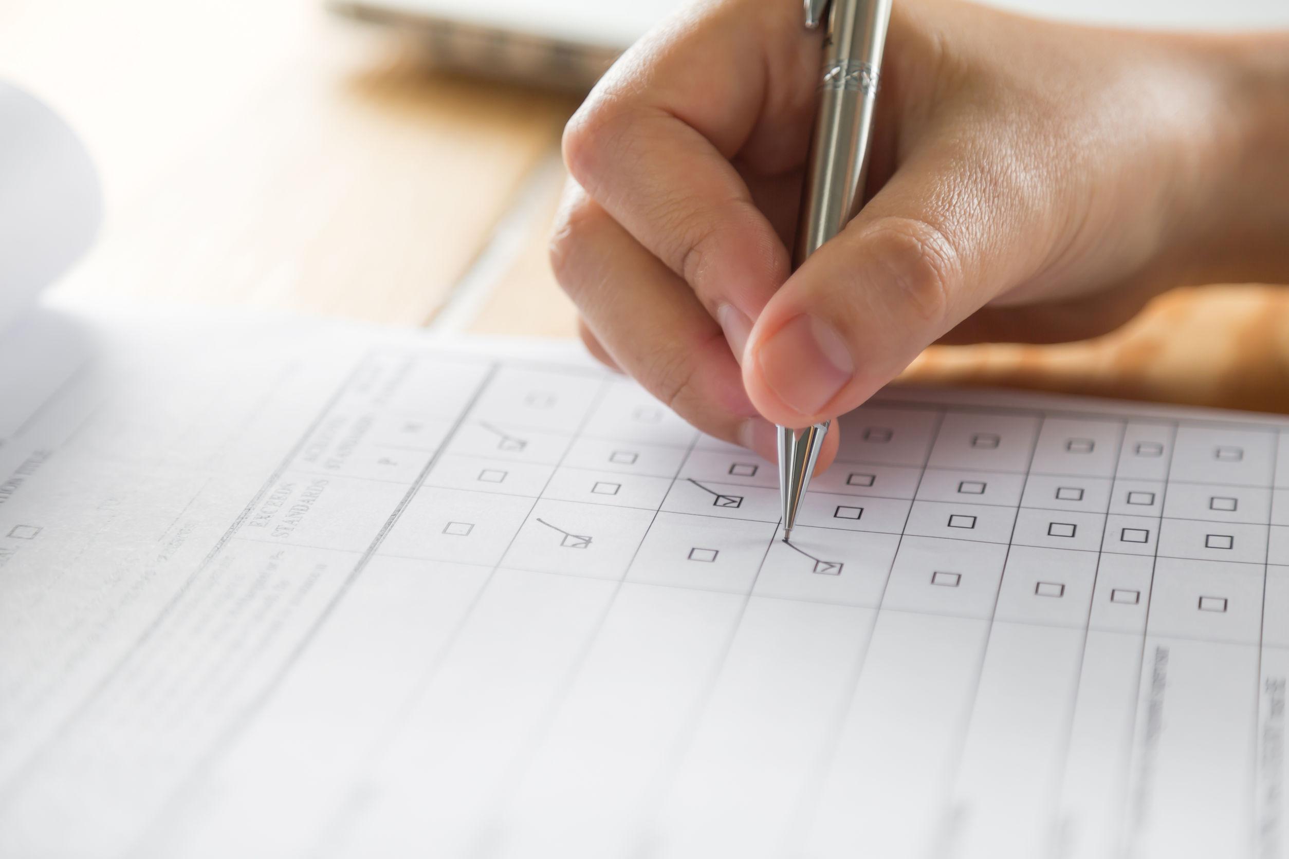 Legionella checklist for landlords