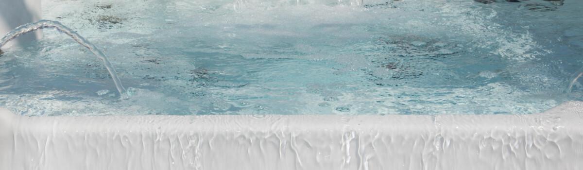 Legionella testing in hot tub