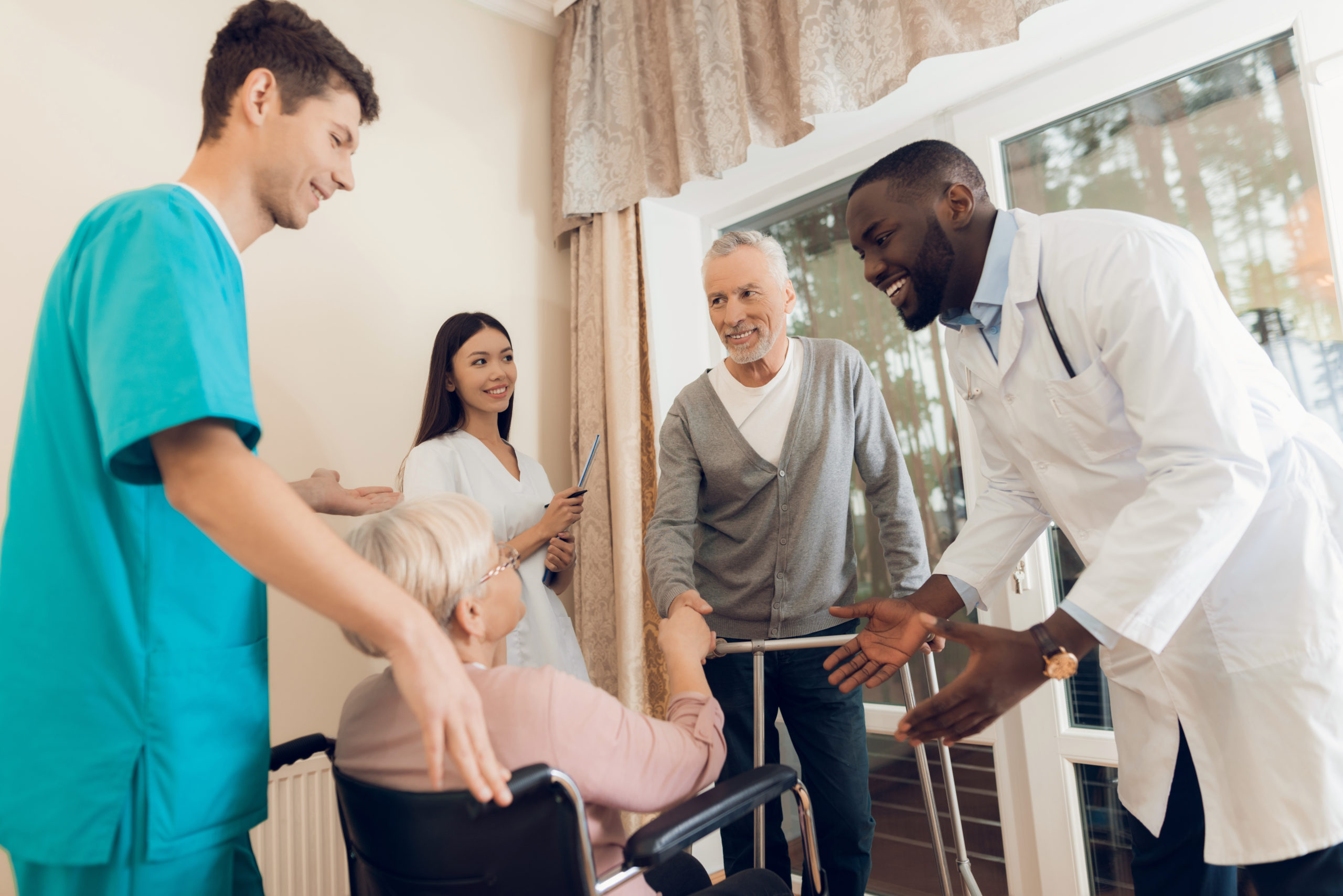 COSHH in Care Homes - All you need to know