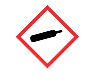 Compressed Gas Symbol
