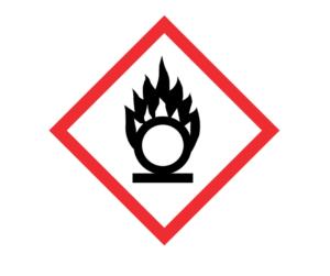 Oxidising Symbol