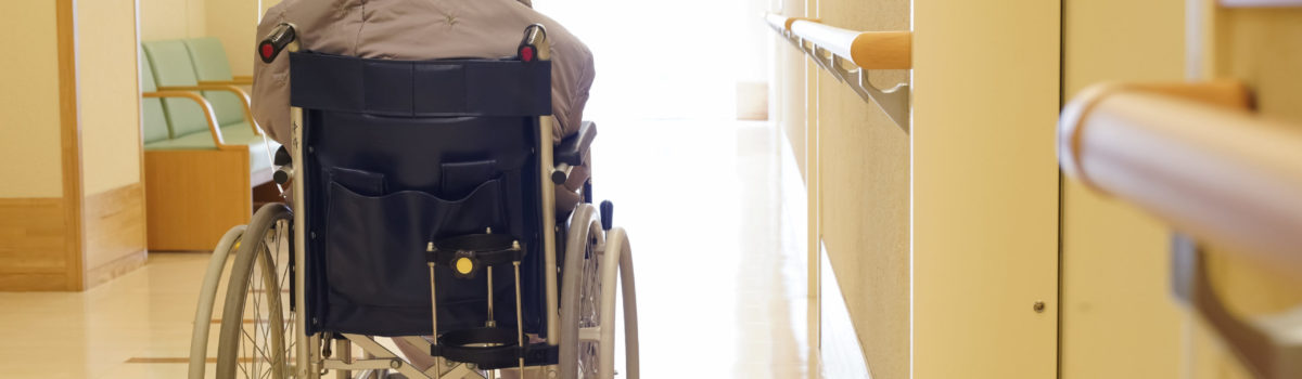 Vulnerable adult who needs to be safeguarded by hospital staff