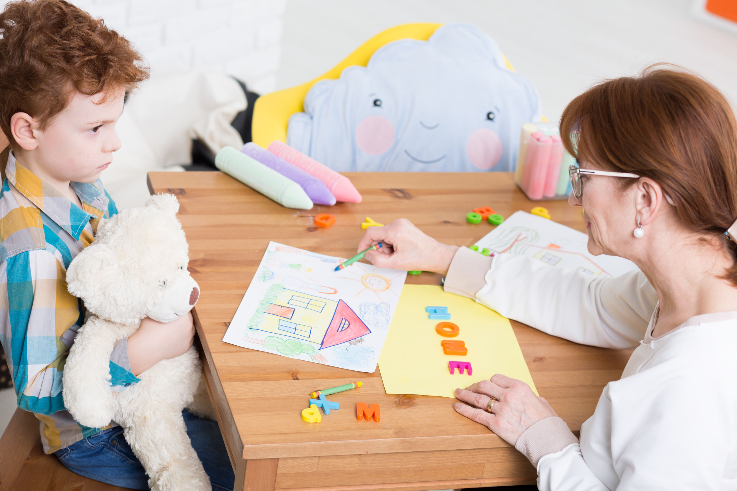 Supporting Children with Autism in the Classroom