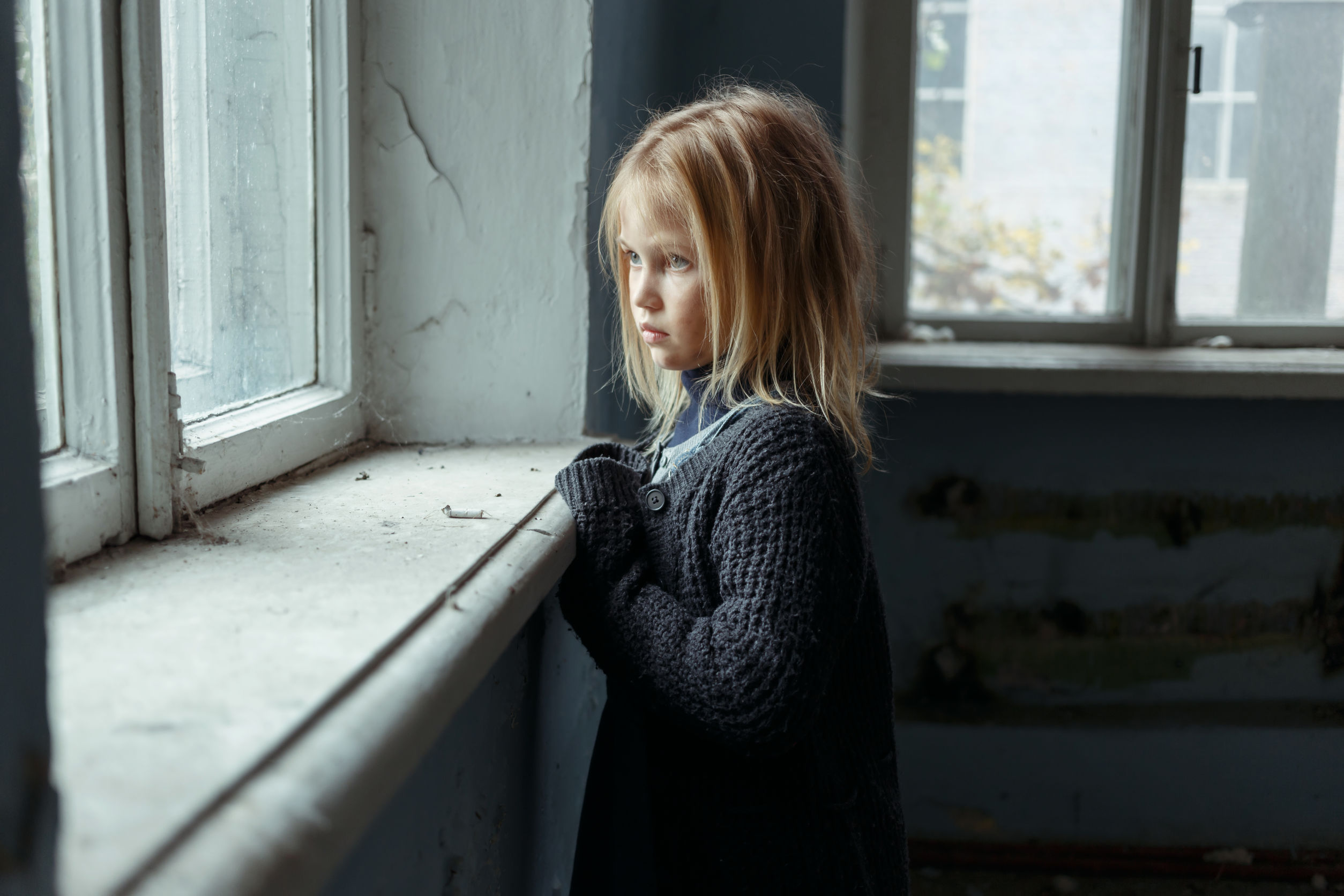 The types of child neglect