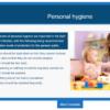 COVID-19 In Childcare Unit Slide