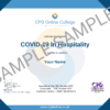 COVID-19 In Hospitality CPD Certificate