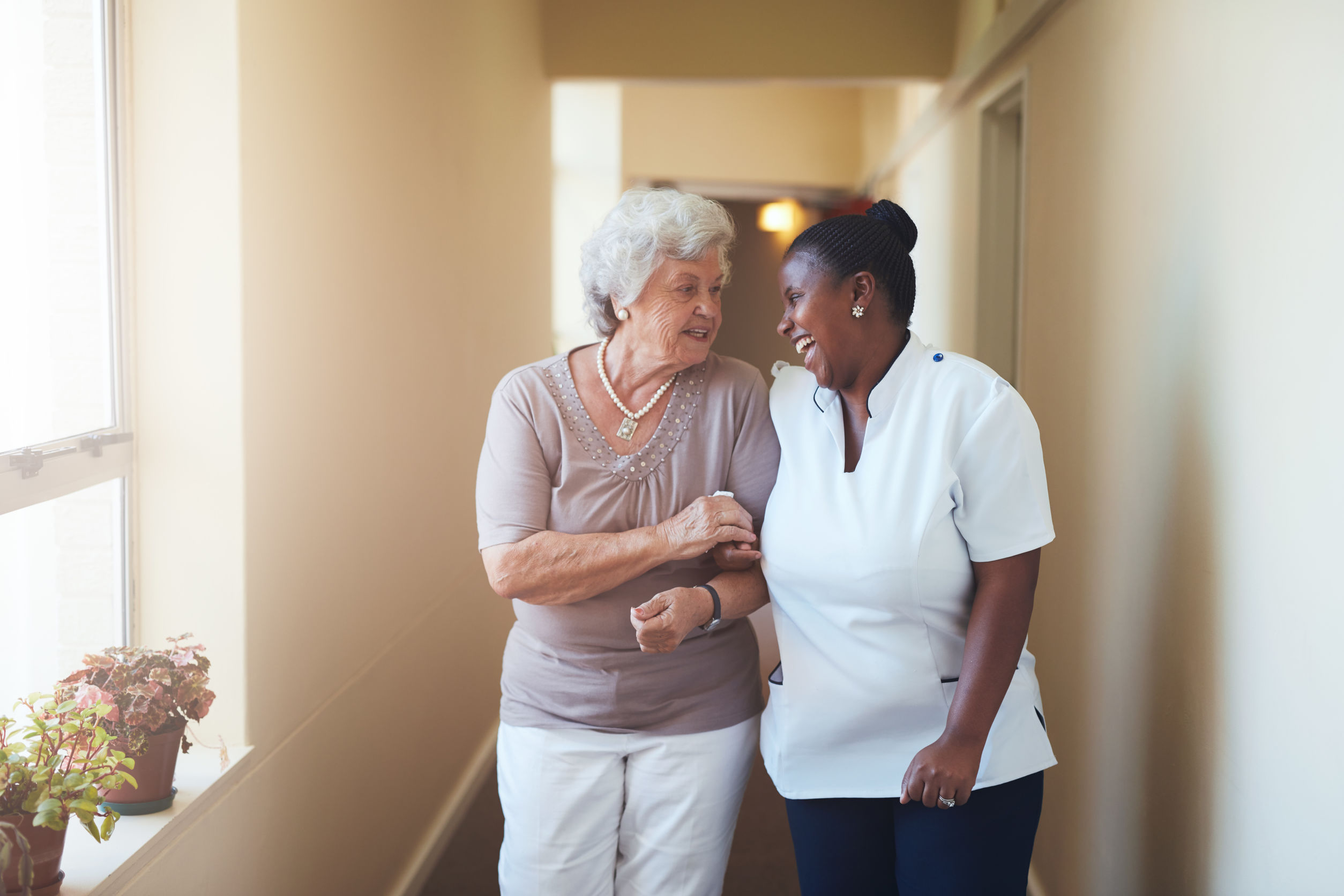 Promoting dignity in care