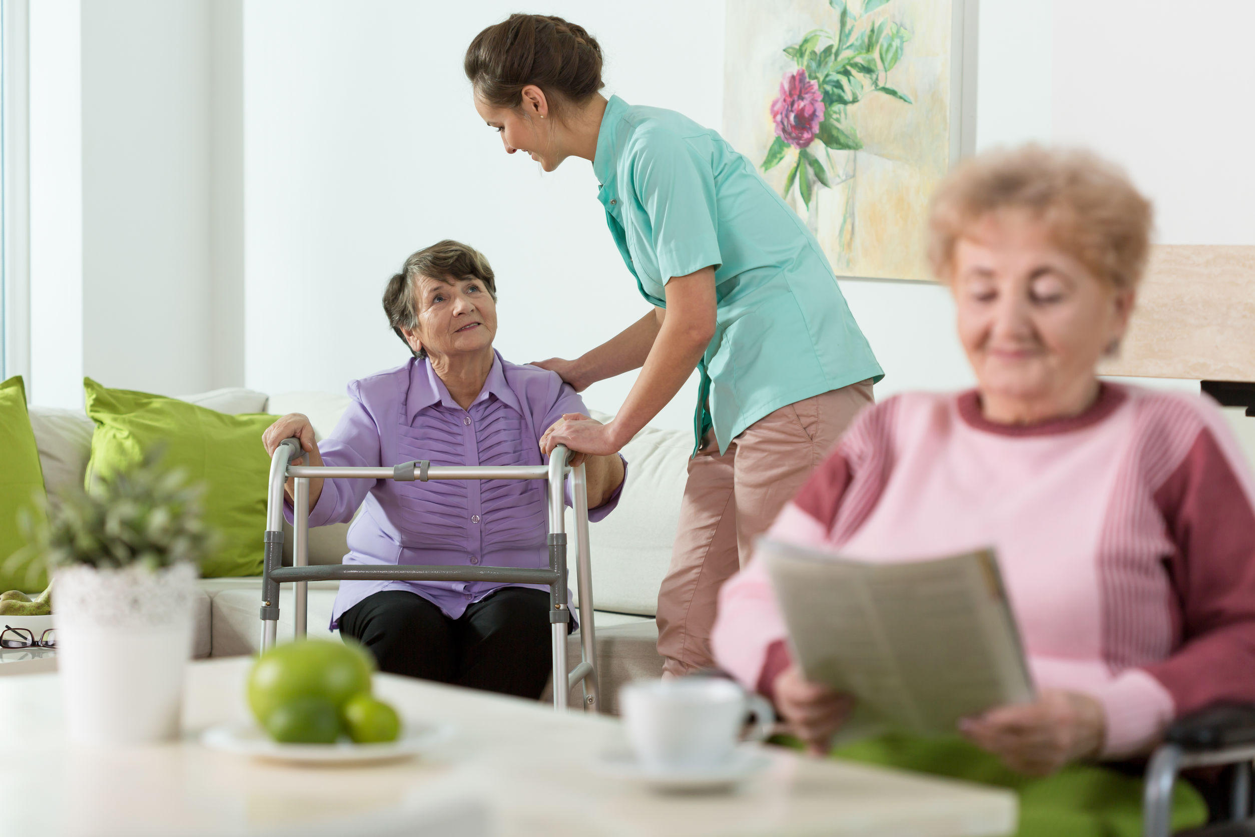 RIDDOR in care homes
