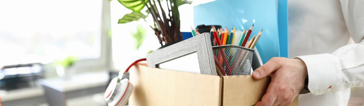 employee leaving his job increasing employee turnover