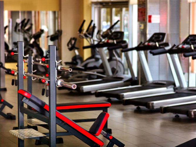Health and Safety Guidance for Gym Staff