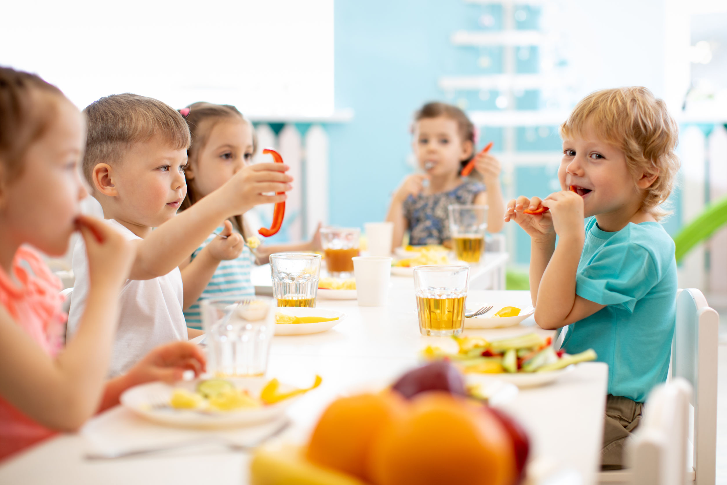 School Breakfast club Requirements