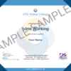 Lone Working CPD Certificate