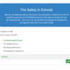 Fire Safety In Schools Quiz Question