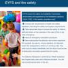 Fire Safety in Nurseries Slide