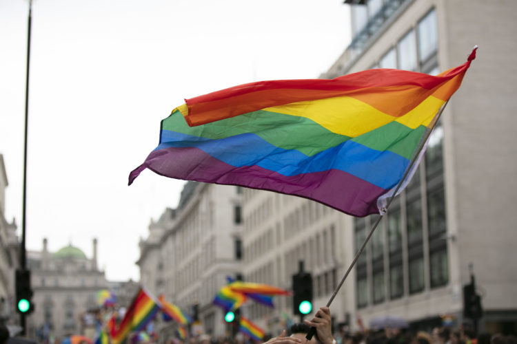 The history of LGBTQ+ in the UK