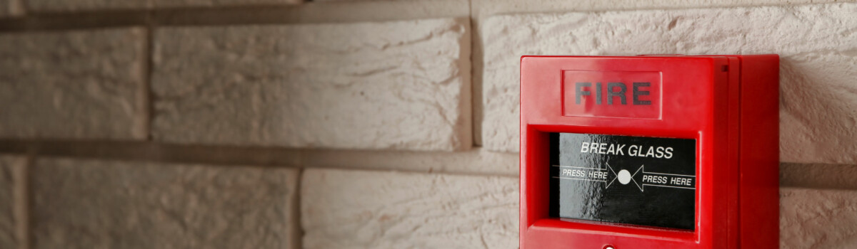 Fire Alarm Test Sticking To The Fire Safety In Schools Policy
