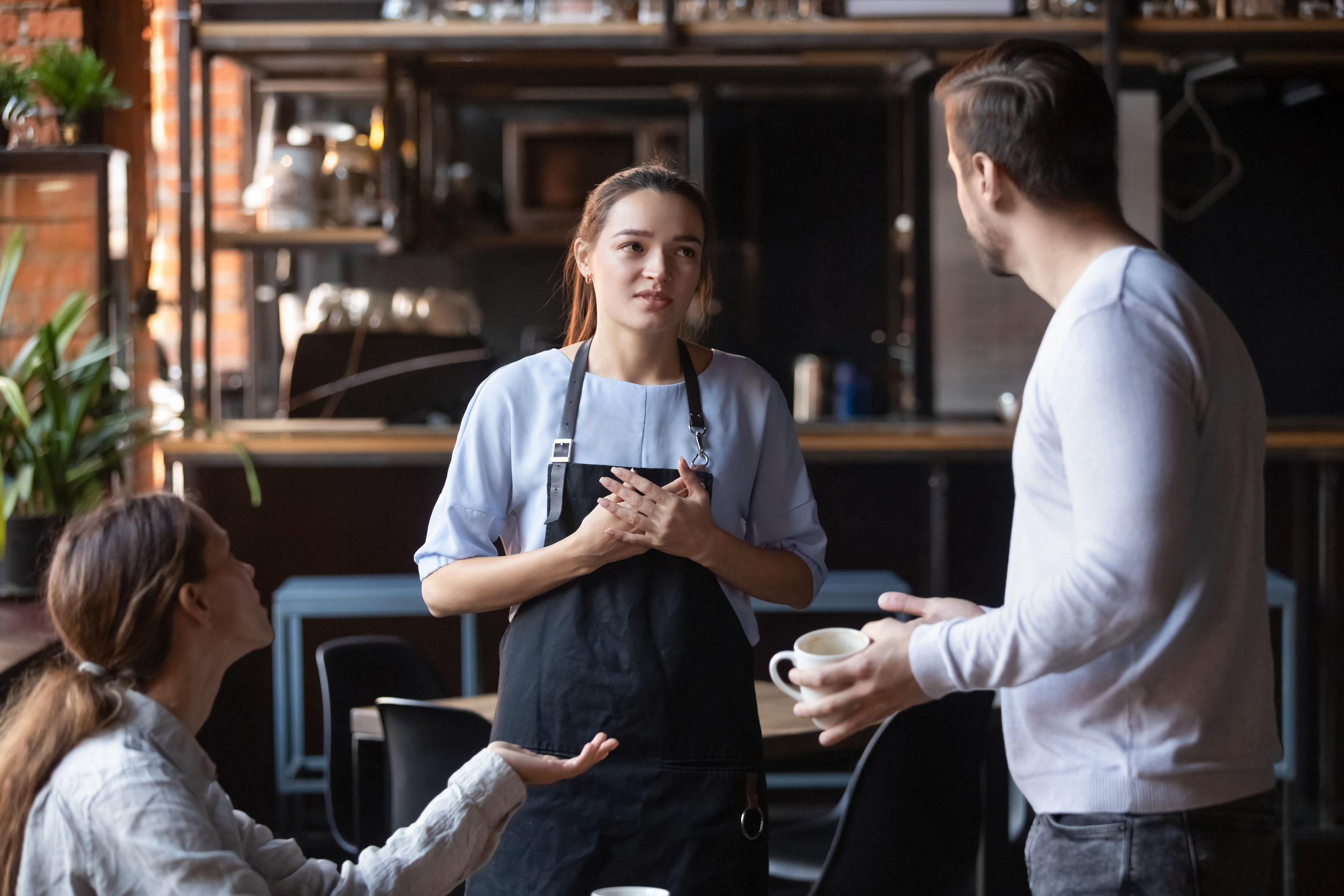 Managing customer conflict in the workplace