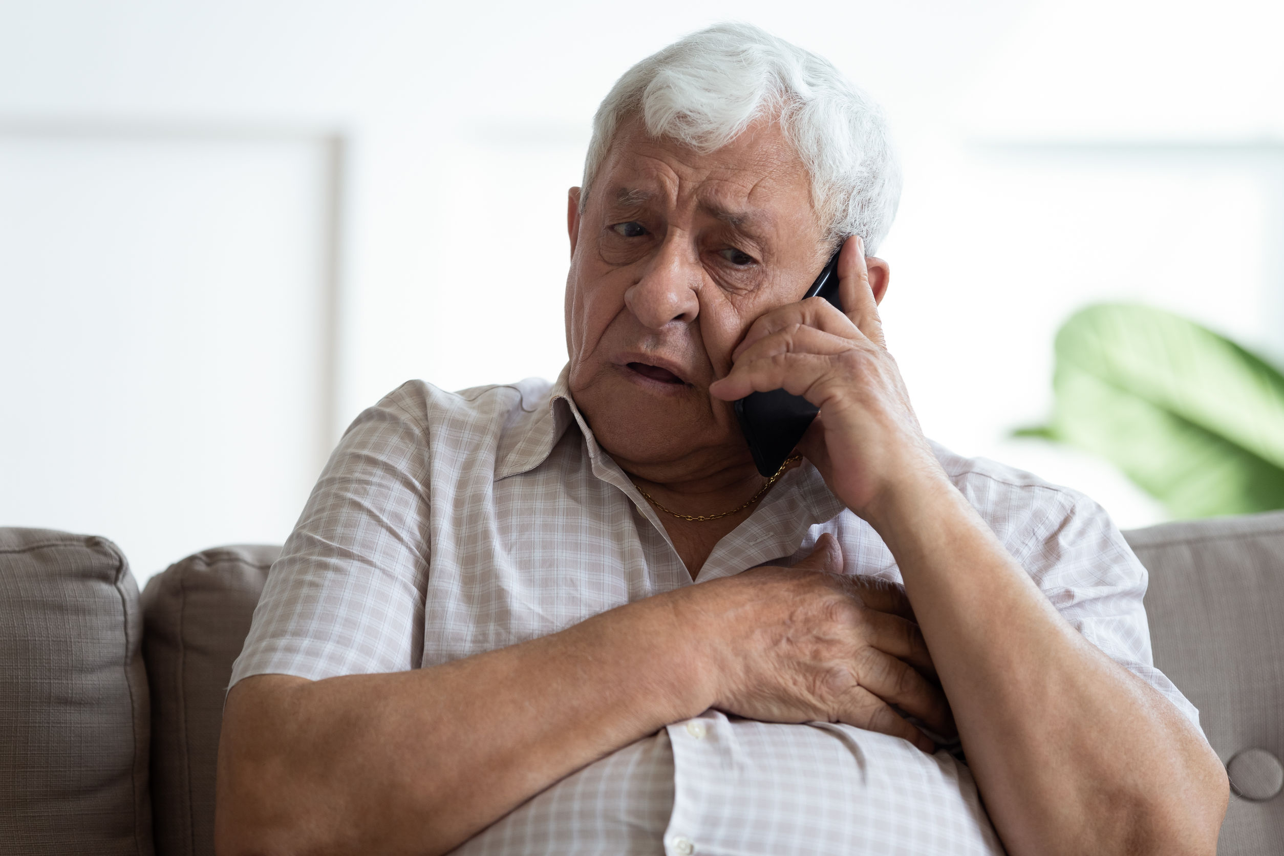 Supporting The Elderly With Loneliness And Isolation