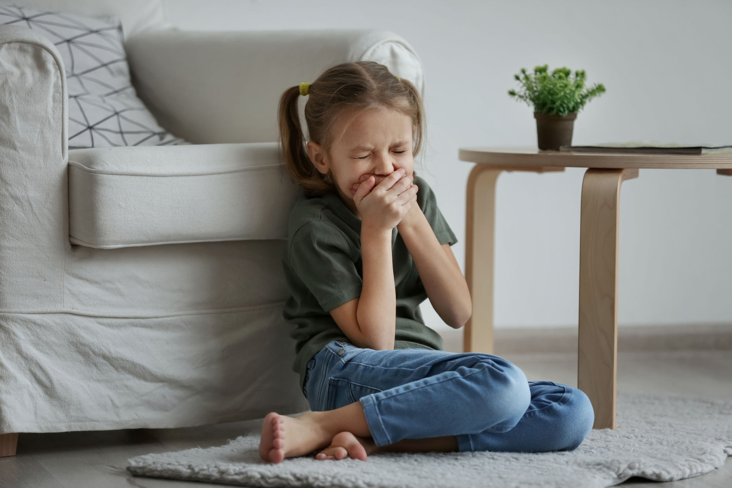Why Children May Be Keeping Quiet About Abuse