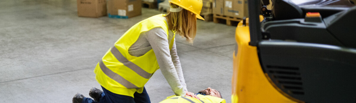 Employee Injured As LOLER Inspection Was Not Done On Equipment