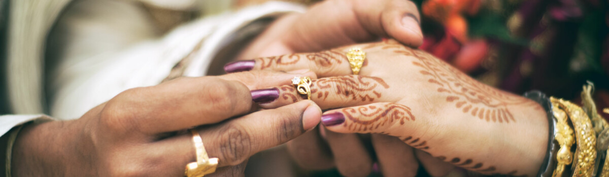 Forced Marriage Taking Place